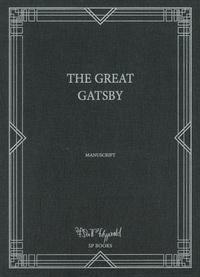 Francis Scott Fitzgerald - The Great Gatsby - Manuscript.