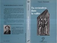 Francis Simonini - Tu reviendras dans la vallée.