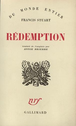 Francis Stuart - Rédemption.