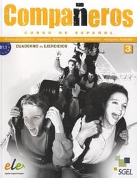 Francisca Castro - Compañeros 3 - Cuaderno de ejercicios B1.1.