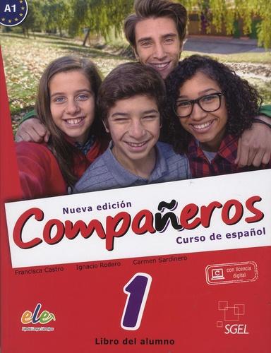 Francisca Castro et Ignacio Rodero Diez - Companeros - Curso de espanol - Libro del alumno 1.
