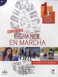 Francisca Castro Viudez - Nuevo Español en marcha 1 - Cuaderno de ejercicios. 1 CD audio