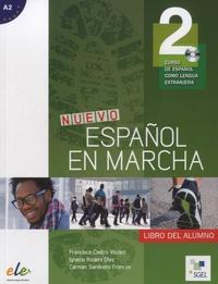 Francisca Castro Viudez - Nuevo Español en marcha 2 - Libro del alumno. 1 CD audio