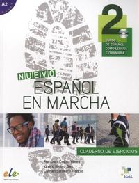 Francisca Castro Viudez - Nuevo Español en marcha 2 - Cuaderno de ejercicios. 1 CD audio