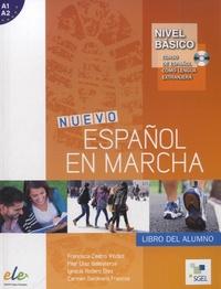 Francisca Castro Viudez - Nuevo Español en marcha, nivel basico - Libro del alumno. 1 CD audio