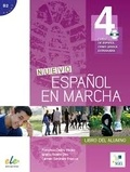 Francisca Castro Viudez et Ignacio Rodero Diez - Nuevo espanol en marcha - Libro del alumno. 1 CD audio MP3