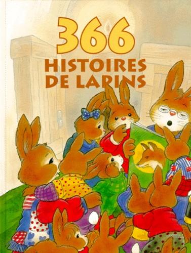 Francisca Fröhlich - 366 histoires de lapins.