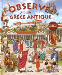 Francisca Valiente - Observe la Grèce antique.