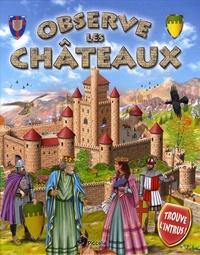 Francisca Valiente - Observe les châteaux et trouve l'intrus....