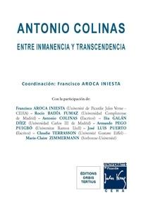 Francisco Aroca Iniesta - Antonio Colinas - Entre inmanencia y trnascendencia.