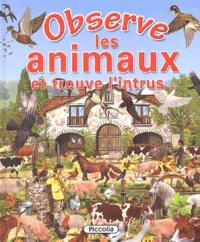 Francisco Arredondo - Observe les animaux domestiques - Et trouve l'intrus....