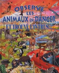 Ucareoutplacement.be Observe les animaux en danger - Et trouve l'intrus... Image