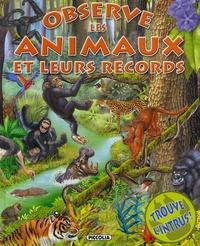 Francisco Arredondo - Observe les animaux et leurs records.