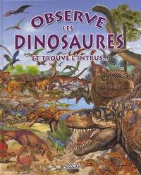 Francisco Arredondo - Observe les dinosaures - Et trouve l'intrus....