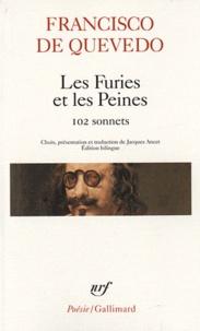 Francisco De Quevedo - Les furies et les peines - 102 sonnets.