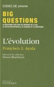 Francisco José Ayala - L'évolution.