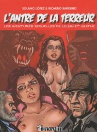 Birrascarampola.it L'antre de la terreur - Les aventures sexuelles de Lilian et Agathe Image