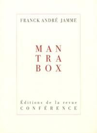 Franck André Jamme - Mantra Box.