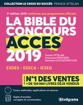 Franck Attelan et Nicholas Chicheportiche - La bible du concours Accès.