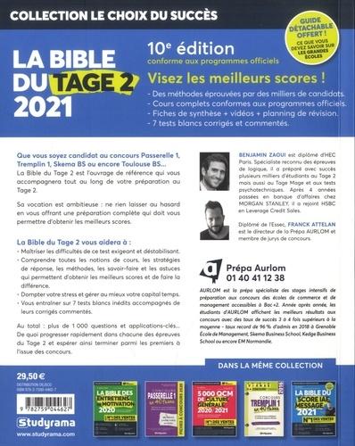 La bible du Tage 2  Edition 2021