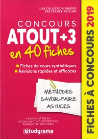 Le concours Atout+3 - 40 fiches méthodes, savoir-faire et astuces.pdf