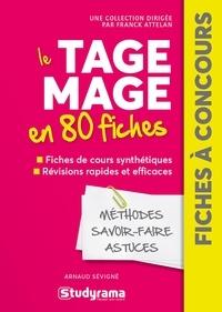 Franck Attelan et Yann Leroux - Le Tage Mage en 80 fiches.