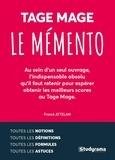 Franck Attelan et Yann Leroux - TAGE-MAGE, le mémento.