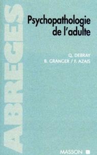 Deedr.fr Psychopathologie de l'adulte Image