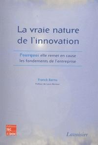 Ucareoutplacement.be La vraie nature de l'innovation - Pourquoi elle remet en cause les fondements de l'entreprise Image