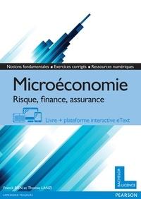Deedr.fr Microéconomie : risque, finance, assurance Image