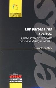 Les partenaires sociaux - Quelle stratégie syndicale pour quel dialogue social ?.pdf