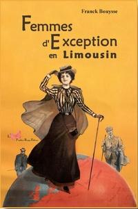 Franck Bouysse - Femmes d'exception en Limousin.