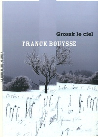 Franck Bouysse - Grossir le ciel.