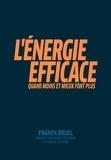 Franck Bruel - L'énergie efficace.