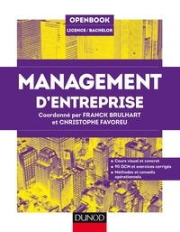 Franck Brulhart et Christophe Favoreu - Management d'entreprise.
