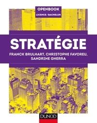 Franck Brulhart et Christophe Favoreu - Stratégie.