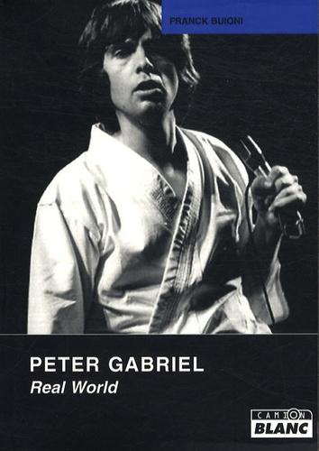 Franck Buioni - Peter Gabriel - Real World.