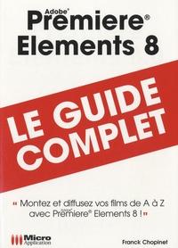 Franck Chopinet - Premiere Elements 8.0.