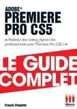 Franck Chopinet - Premiere Pro CS5.