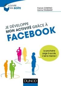 Franck Confino et Karine Toussaint - Je développe mon activité grâce à Facebook.