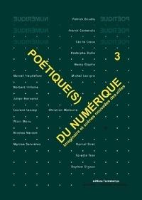 Franck Cormerais - Poétiques du numérique - Tome 3, Imaginaire et scènes nouvelles des villes.