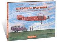 Franck Coste et Jean Bellis - Histoires d'avions - Tome 5, Avions de transports commerciaux civils et militaires.