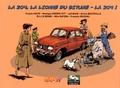 Franck Coste et Monique Uderzo-Ott - La 204, la lionne du bitume - La 304 !.