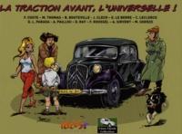 Franck Coste et Michel Thomas - La Traction avant, l'universelle !.