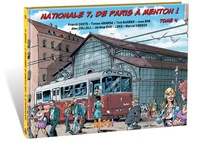 Franck Coste et André Amouriq - Nationale 7, de Paris à Menton ! Tome 4 : .