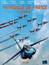 Franck Coste et Eric Stoffel - Patrouille de France - L'épopée.