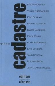 Franck Cottet - Cadastre.