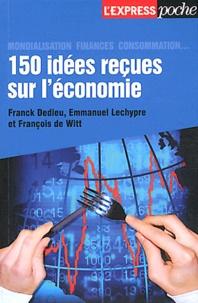 Deedr.fr 150 idées reçues sur l'économie Image