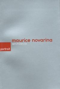 Franck Delorme et Carine Bonnot - Maurice Novarina architecte.