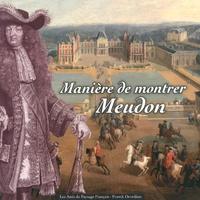 Franck Devedjian - Manière de montrer Meudon.